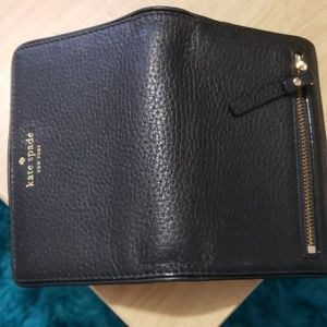 Slightly used compact wallet